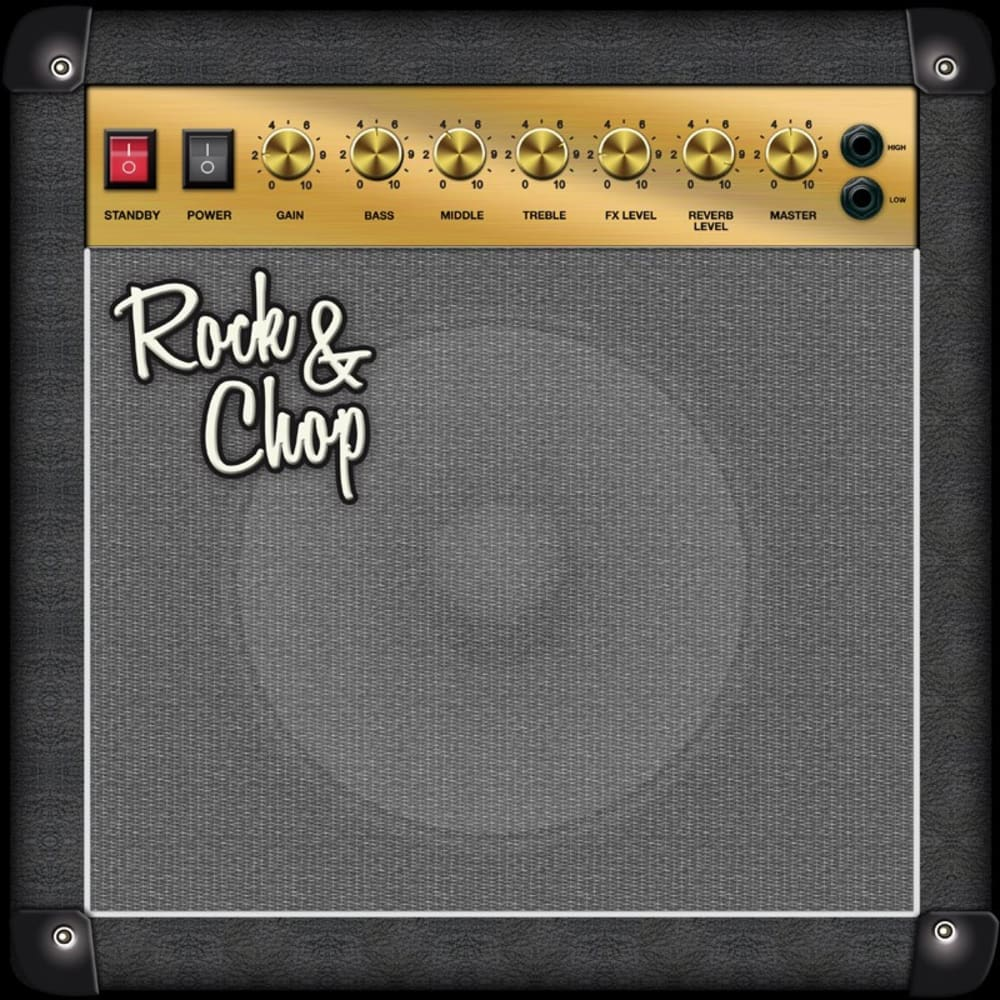 Podkładka kwadratowa GUITAR AMP 30 x 30 JOSEPH JOSEPH