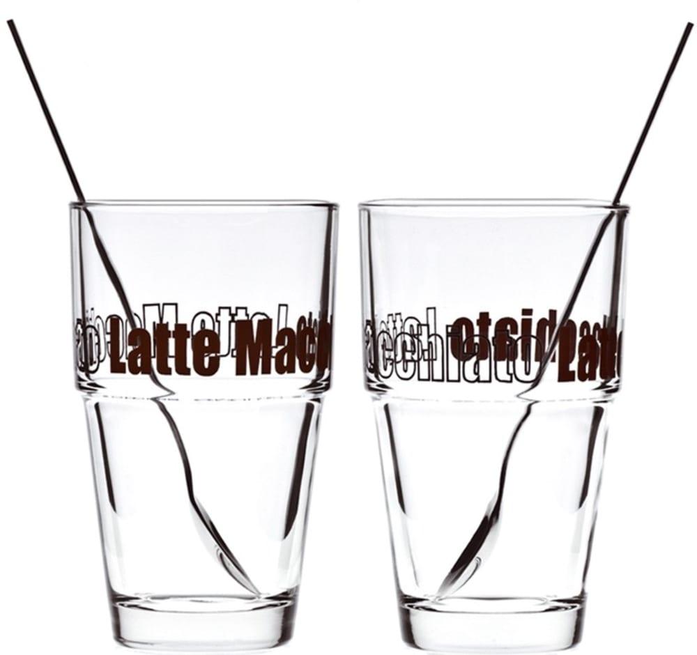 LO - Zestaw szklanek SOLO Latte Macchiato