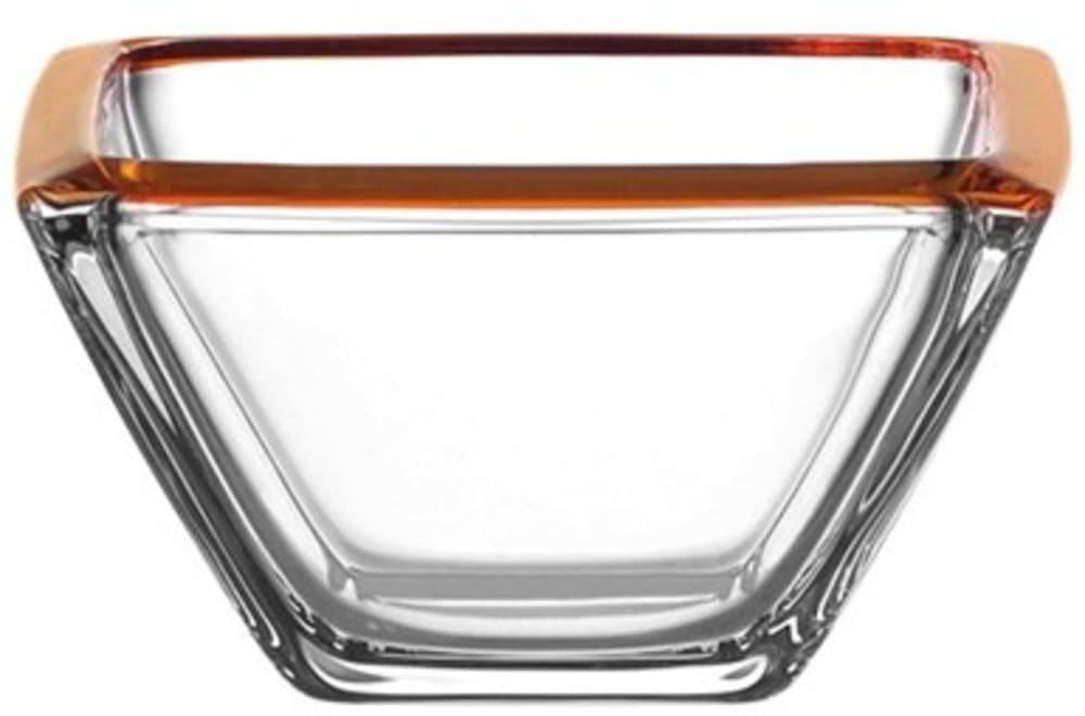 LO - Miska 12,5 cm CORNER pomarańczowa