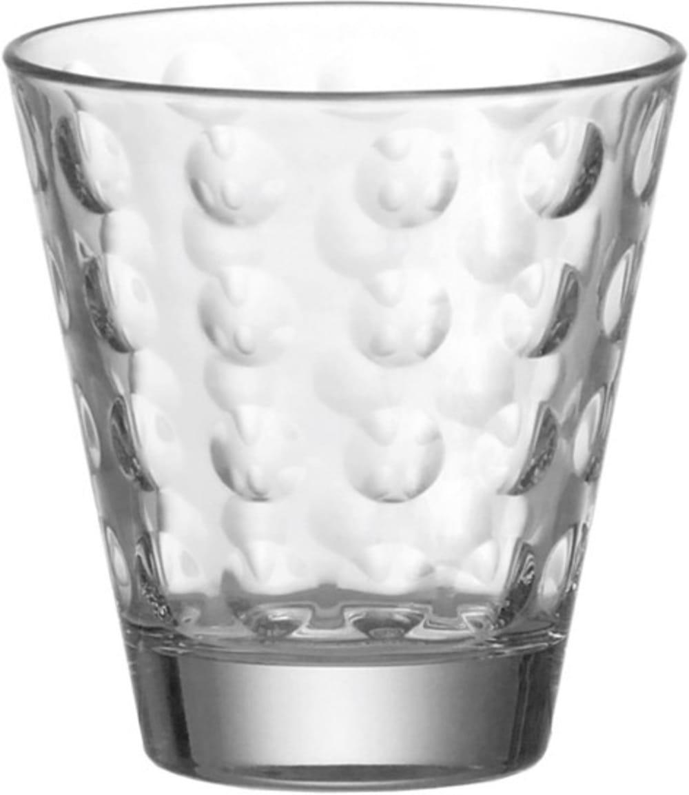 LO - Szklanka niska OPTIC bezbarwna 220 ml