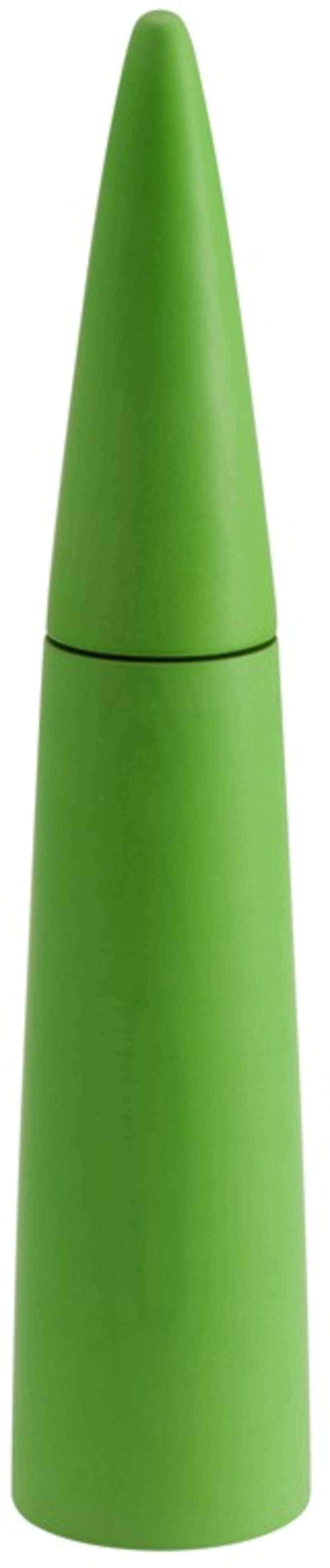 PIPERIS młynek do pieprzu/soli, zielony, bez opak.