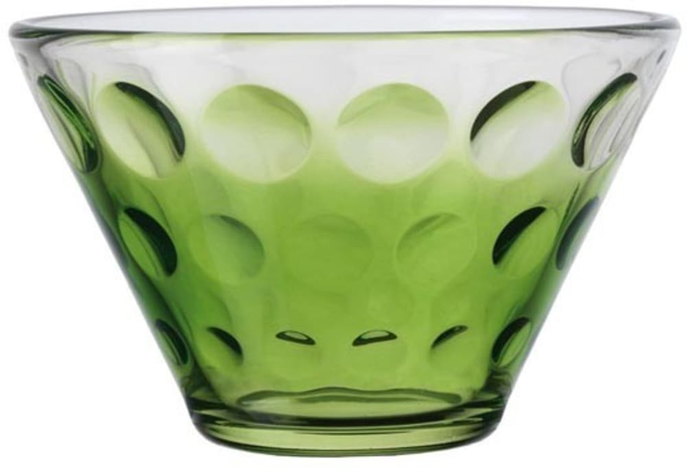 LO - Miseczka deserowa zielona Optic
