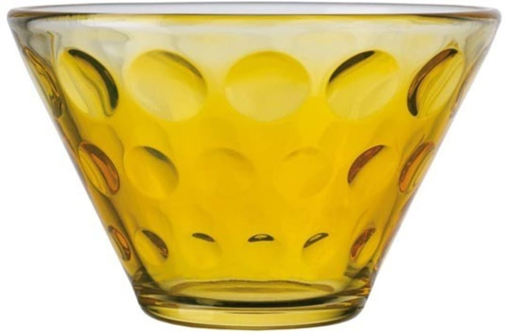LO - Miseczka deserowa żółta Optic