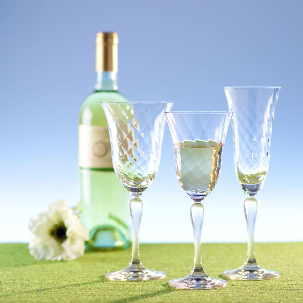 LO - Kieliszek do szampana VOLTERRA
