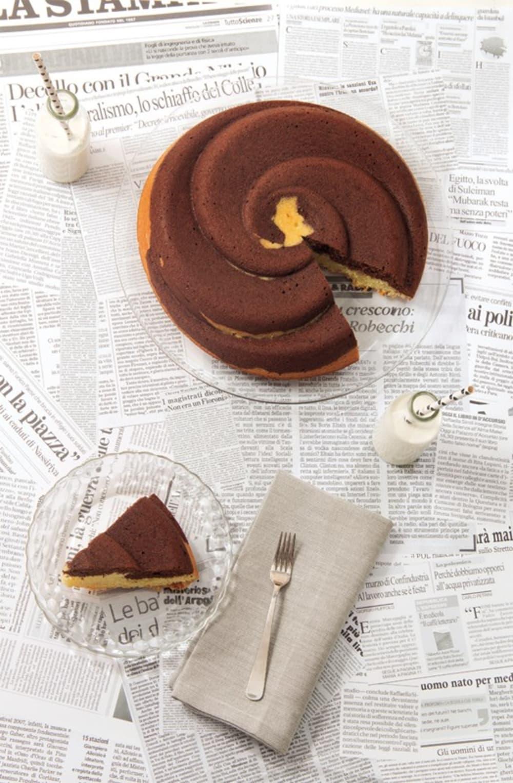 PAVONIDEA Forma do ciasta TWIST duża