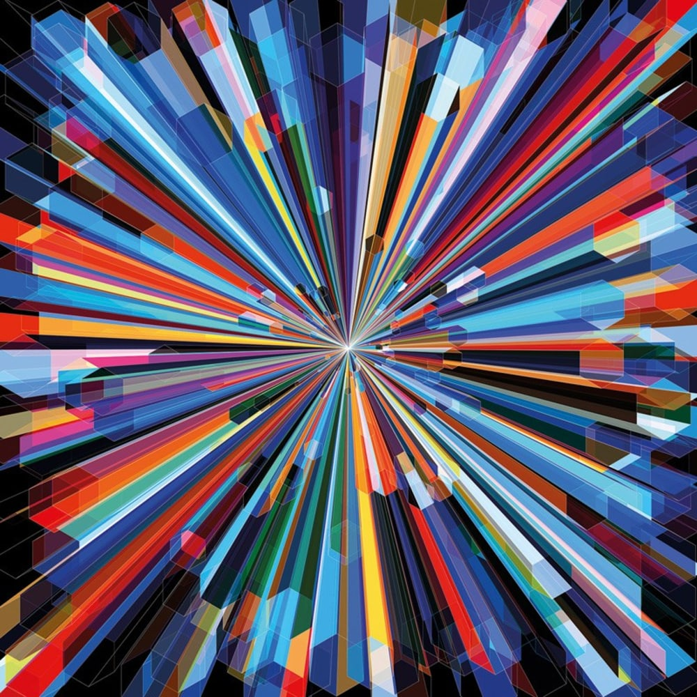 Podkładka kwadratowa STAR BURST 30 x 30 JOSEPH JOSEPH
