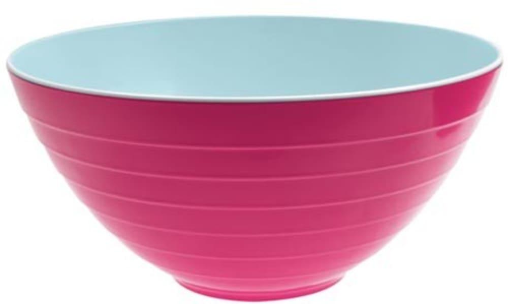 Zak! - Miseczka dwukolorowa, różowo-niebieska,mała