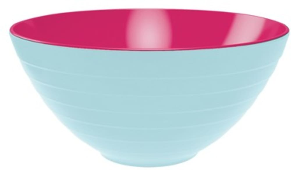 Zak! - Miseczka dwukolorowa,niebiesko-różowa,duża