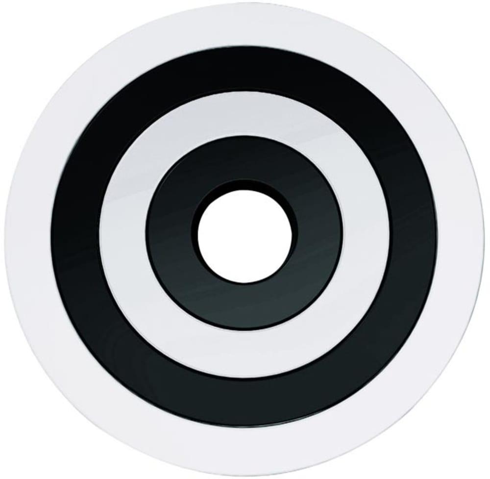 Zak!- Podstawki pod naczynia,okrągłe,biało-czarne