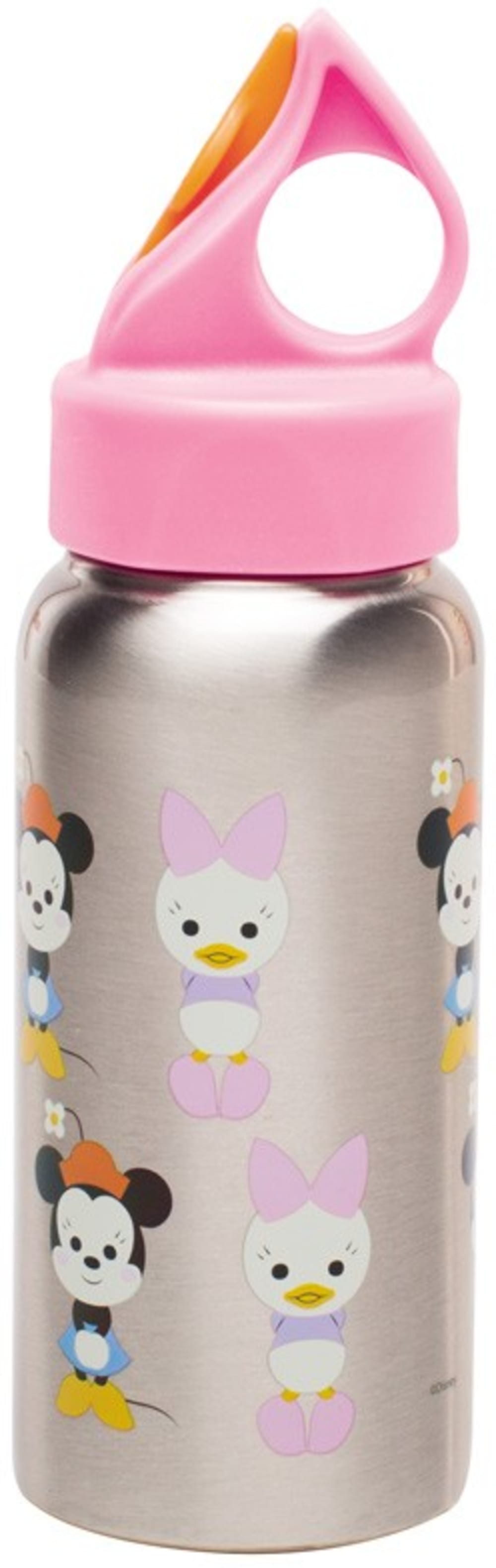Butelka dla dzieci z uchwytem i ustnikiem Myszka Mickey Minnie