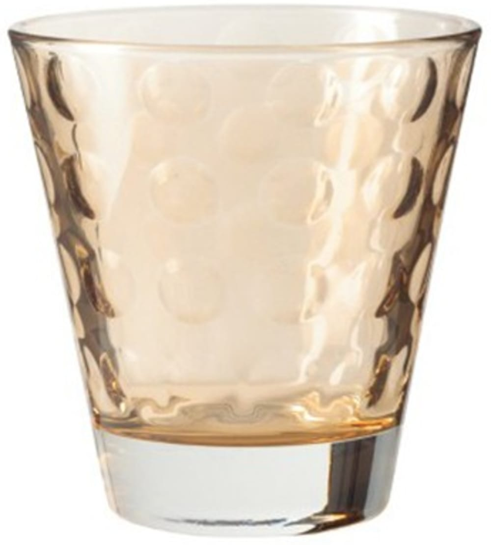 LO - Szklaneczka 220 ml, brązowa, OPTIC