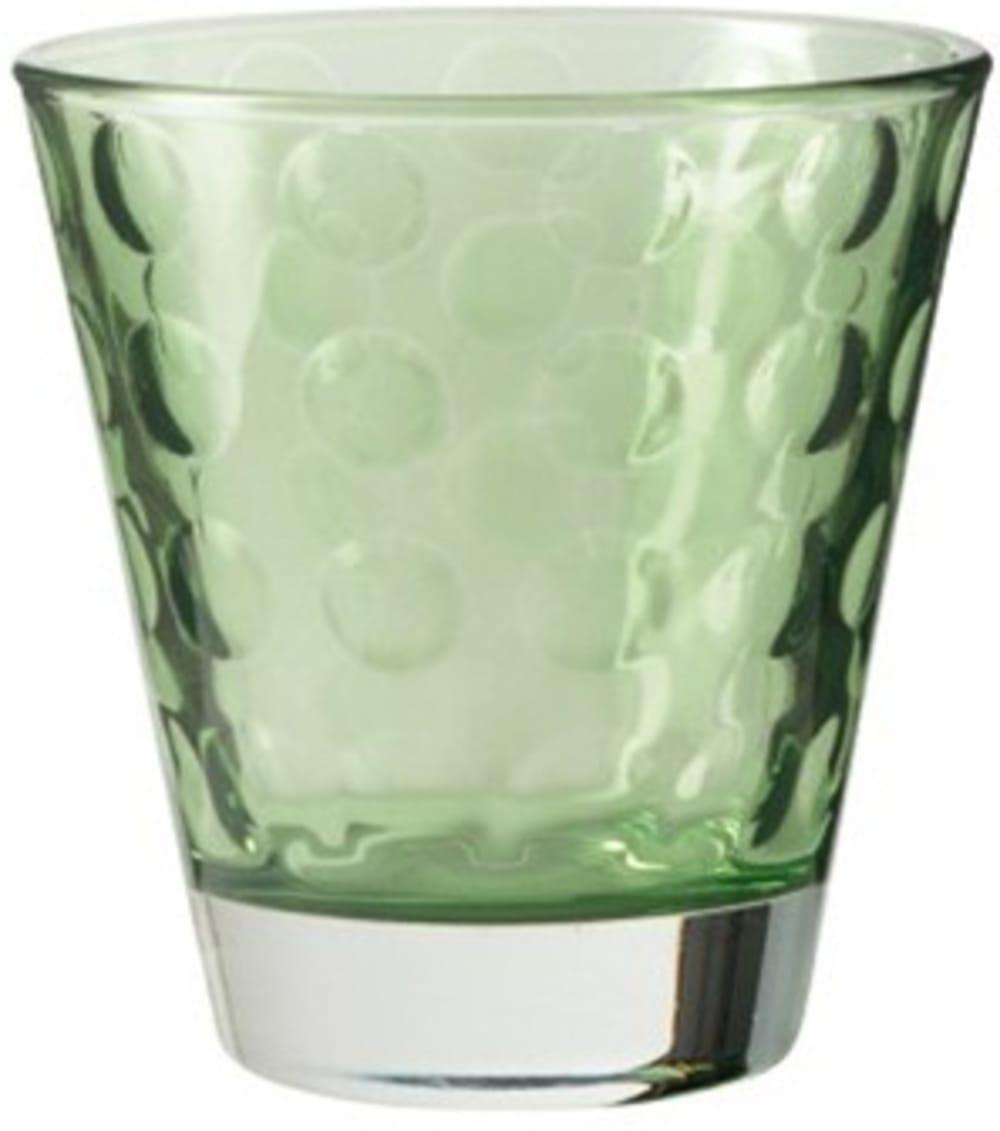 LO - Szklaneczka 220 ml, zielona, OPTIC