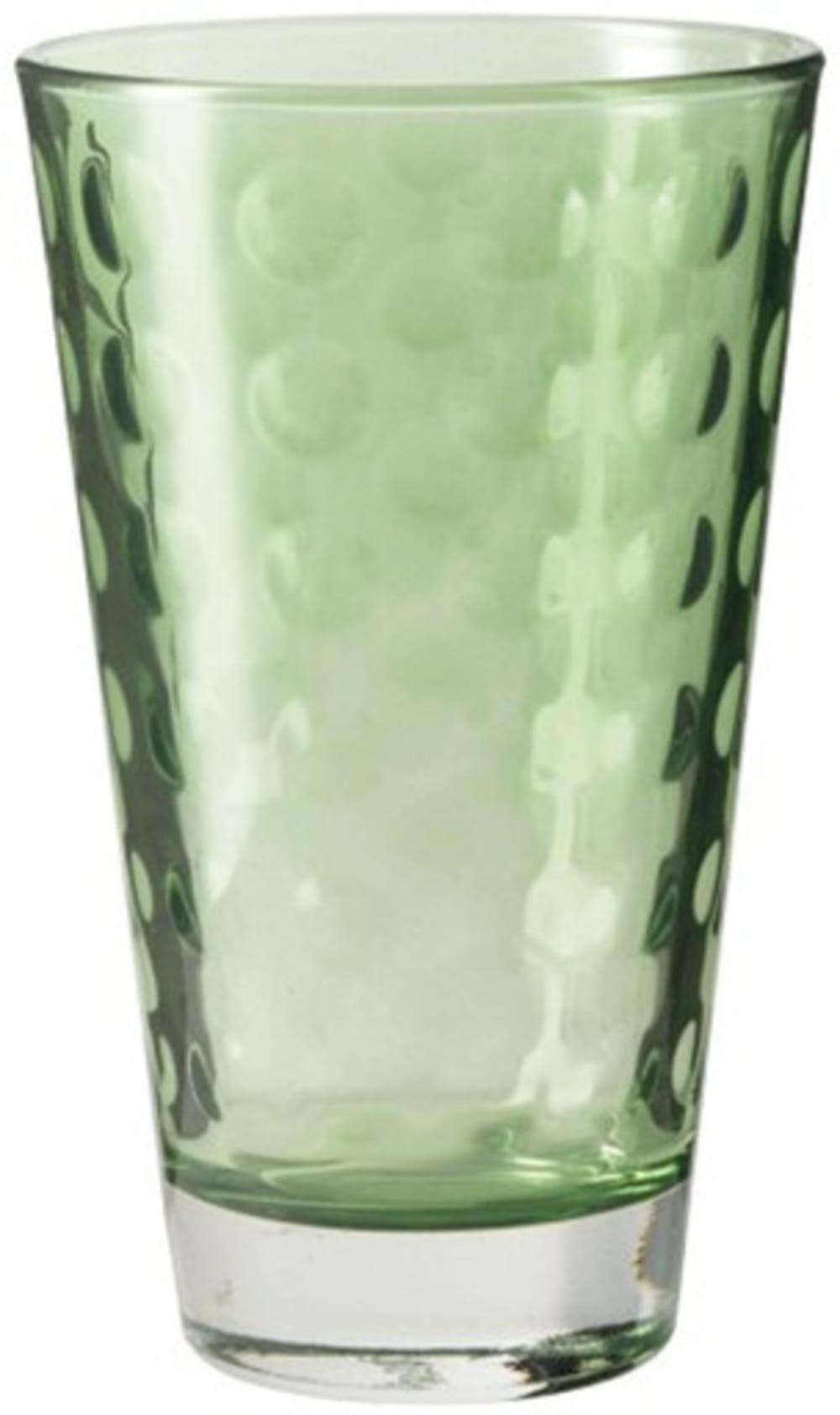 LO - Szklaneczka 300 ml, zielona, OPTIC