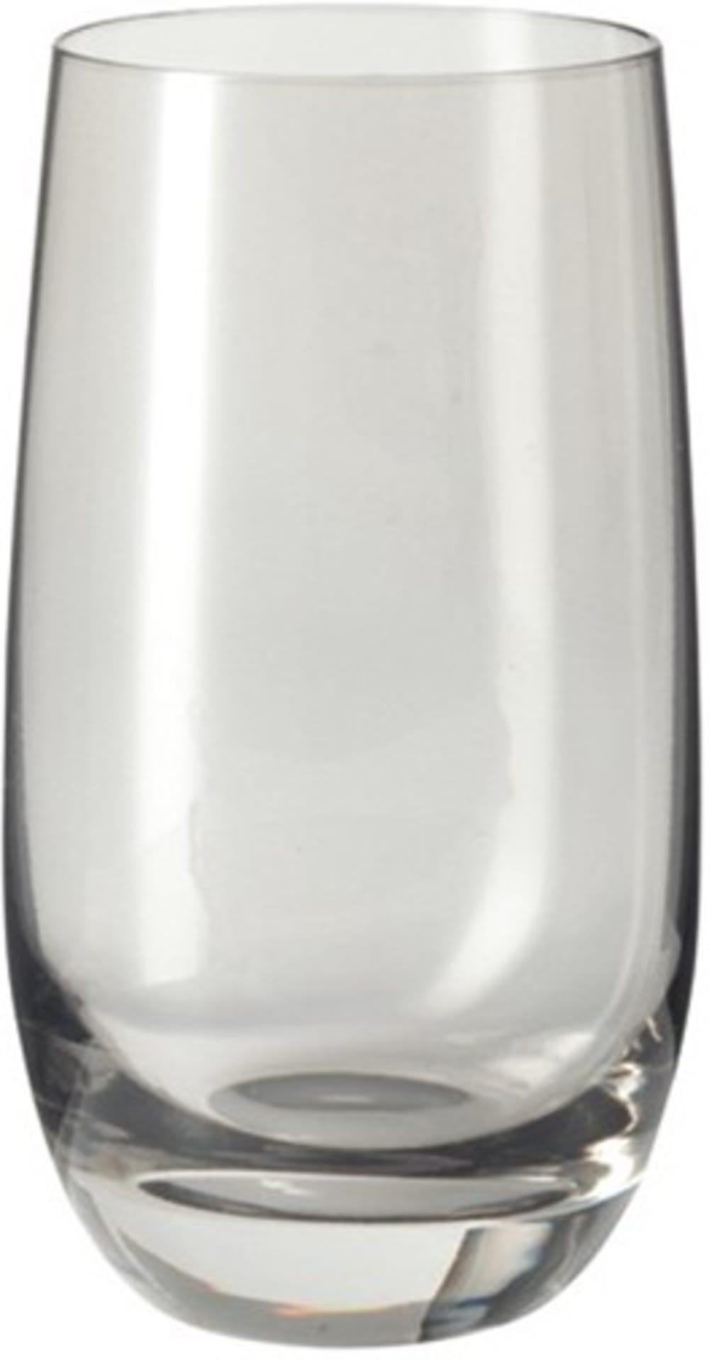 LO - Szklanka 390 ml, szara, COLORI