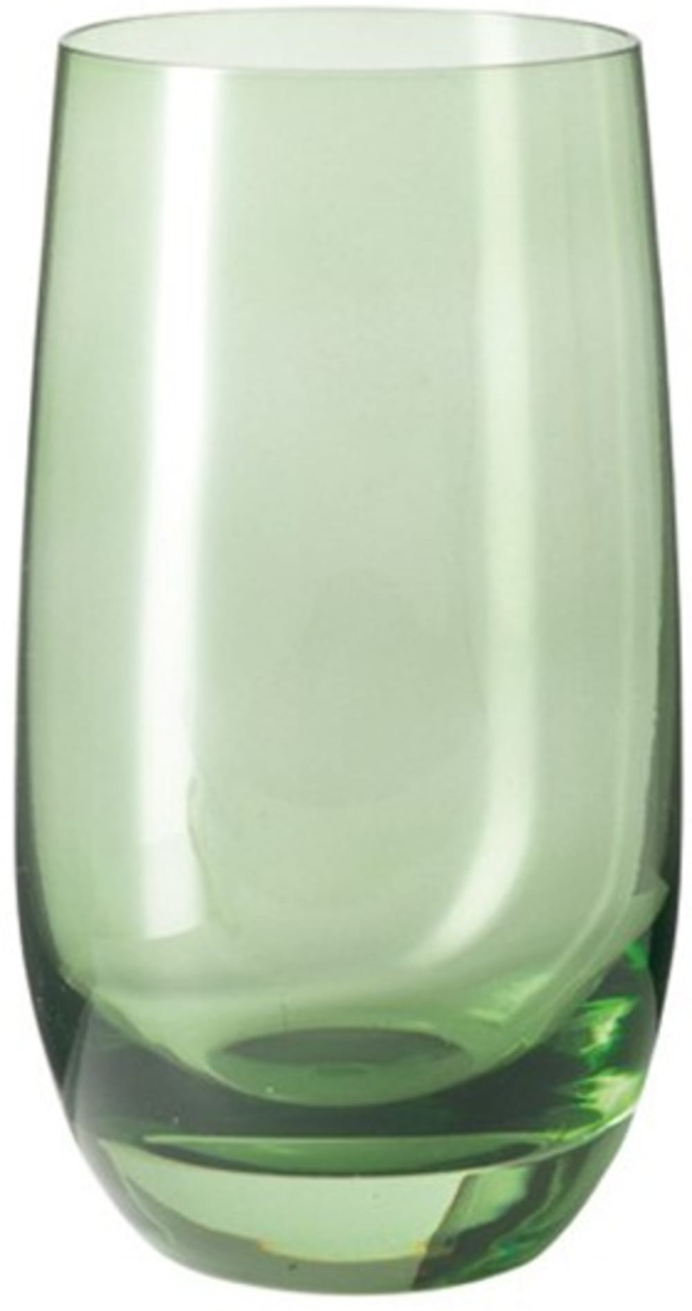 LO - Szklanka 390 ml, zielona, COLORI