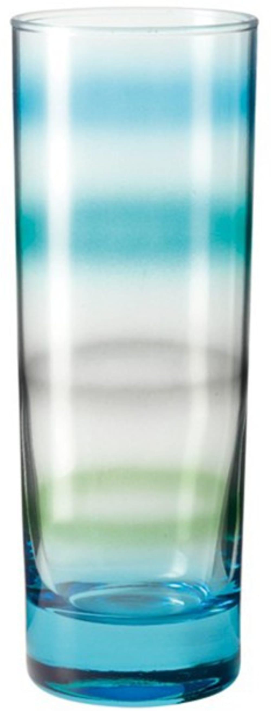 LO - Szklanka 305 ml,niebieska, RAINBOW