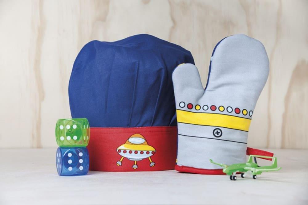 LAD - Zestaw dla dzieci ASTRONAUTA