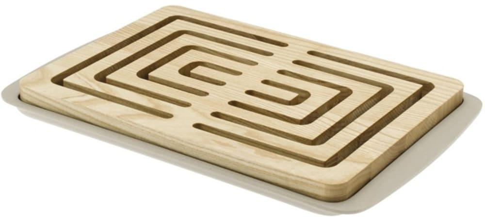 LEGNO - Deska do krojenia pieczywa VITTO, jasna