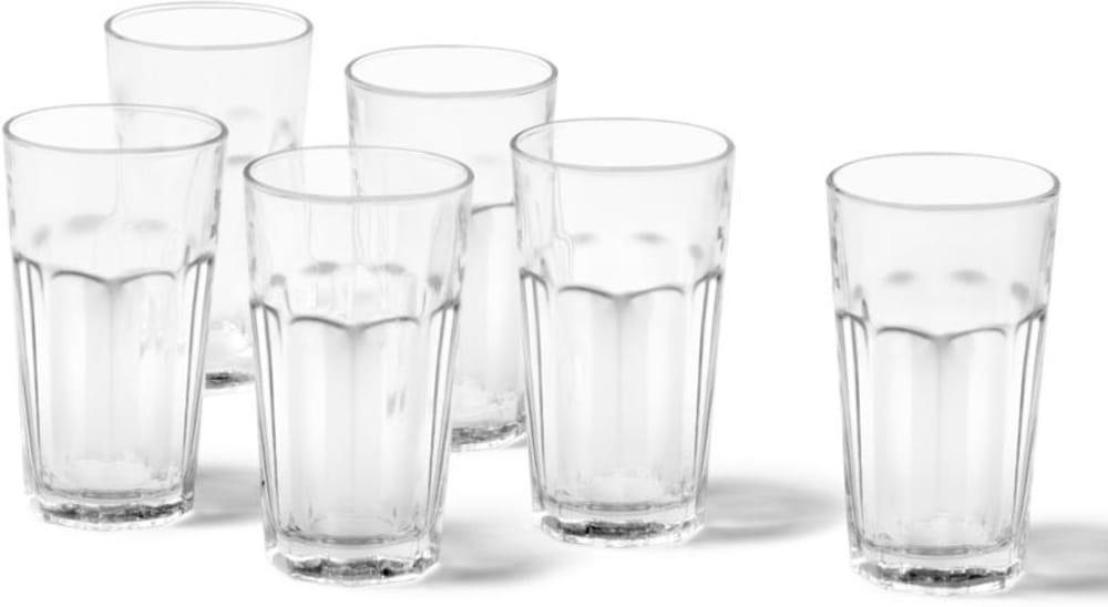 LO - Zestaw sześciu szklanek ROCK, 15 cm