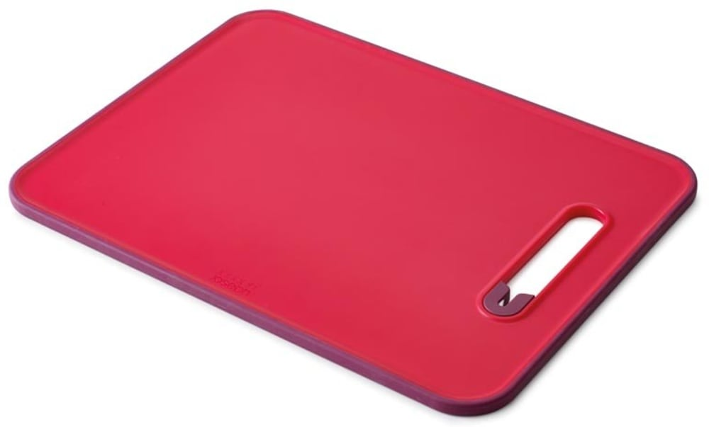 Deska z ostrzałką duża czerwona JOSEPH JOSEPH