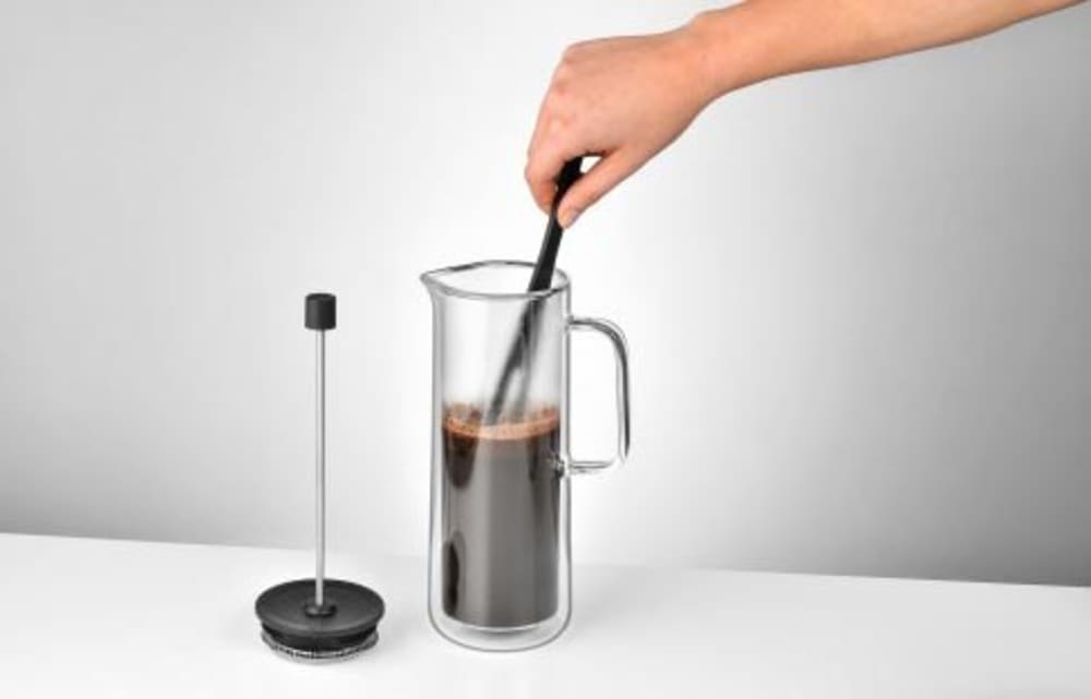 Kawiarka tłokowa, Coffee Time