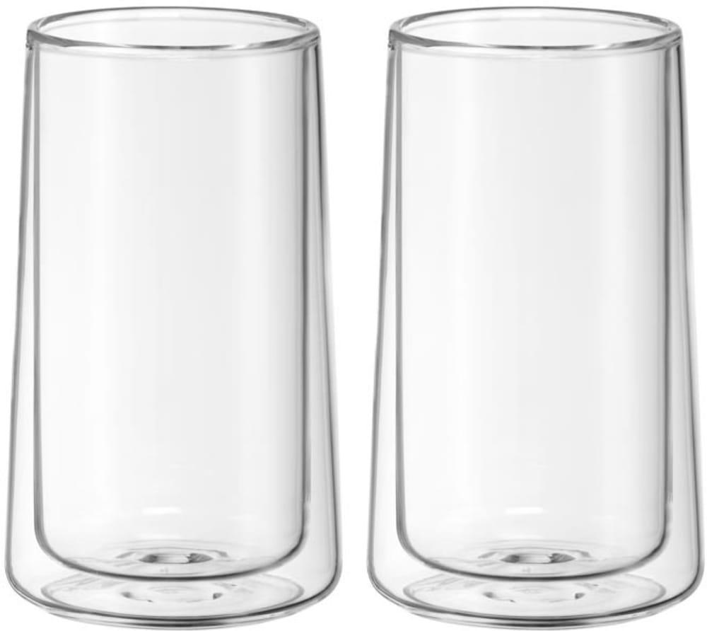 Zestaw 2 szklanek termicznych z podwójnymi ściankami WMF
