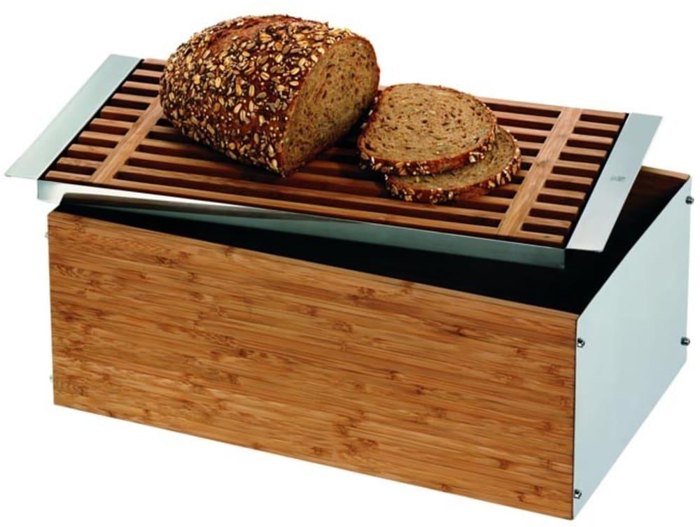 Chlebak z deską do krojenia i tacką Gourmet