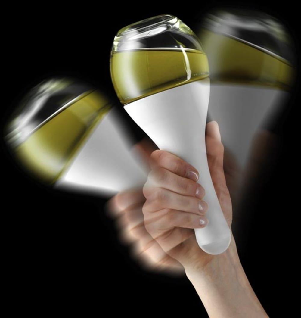 WMF - Shaker do dressingów, biały, Batido