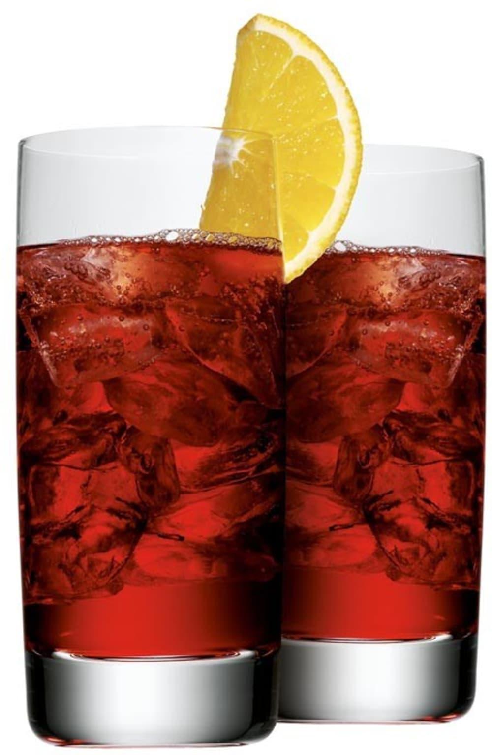 WMF- Zestaw 2 wysokich szklanek do soków/piwa 0,3l