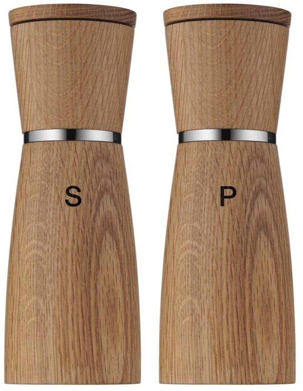 WMF - Zestaw 2 młynków drewnianych Ceramill Natura