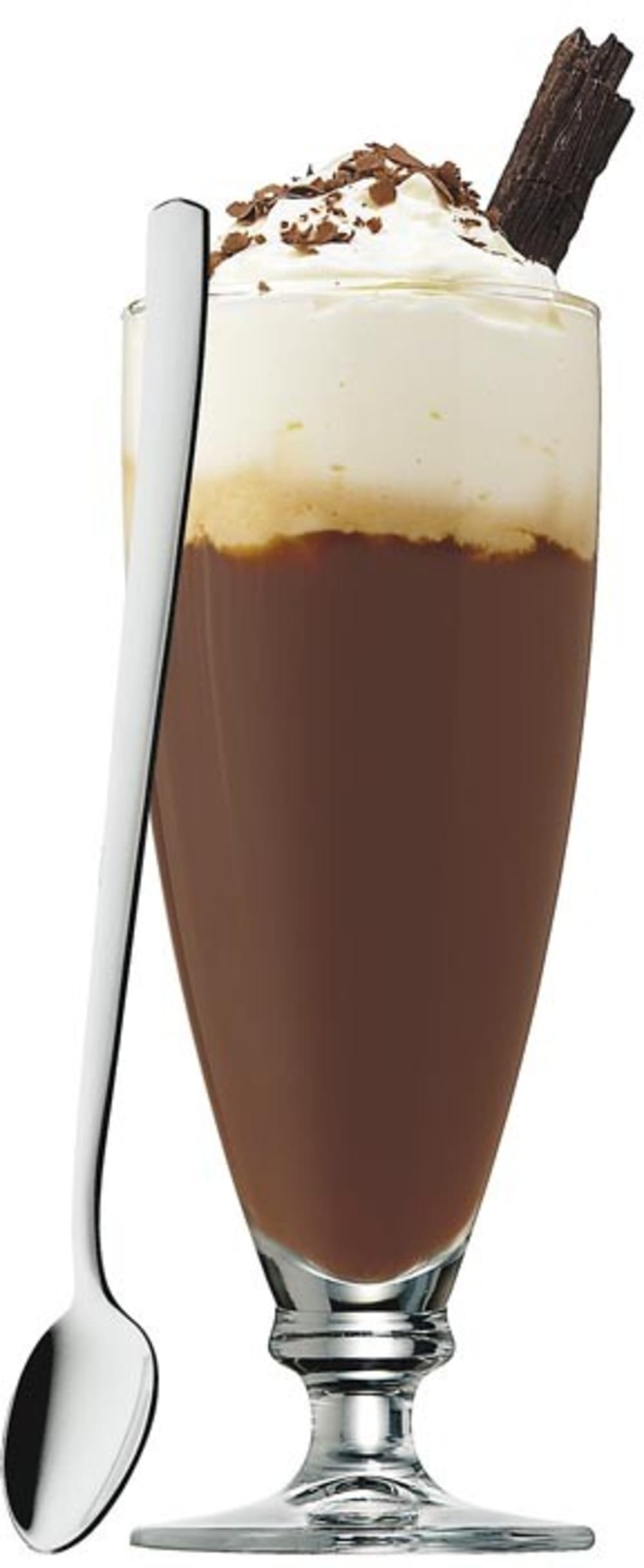 WMF - Szklanka+łyżka do mrożonej kawy, Clever&More