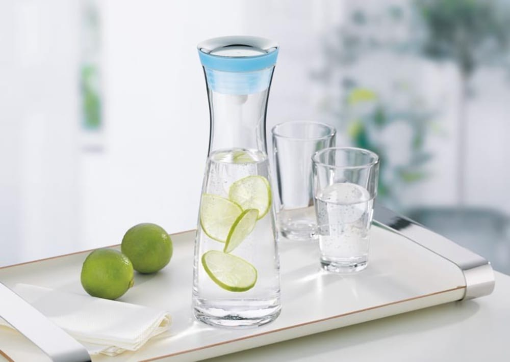 WMF - Karafka do wody 1 l niebieska, Basic