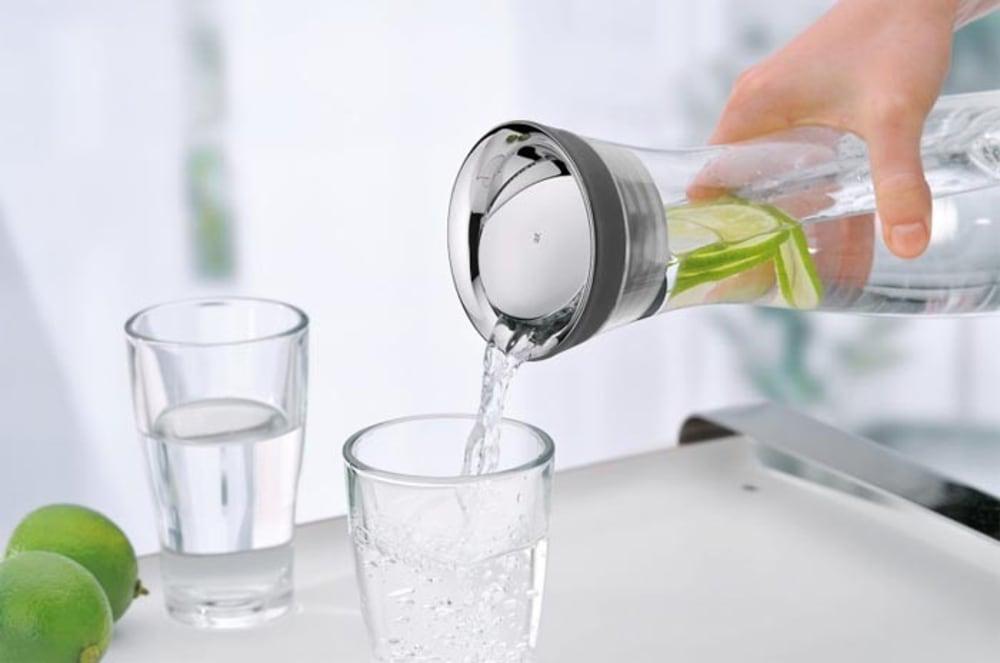 Karafka do wody 0,75 l czarna, Basic