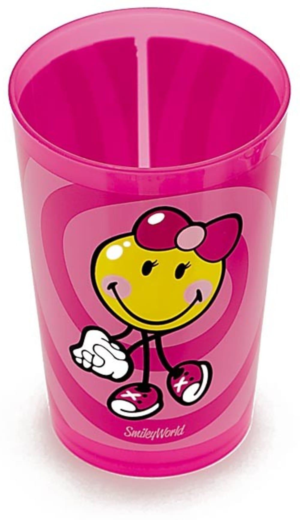 Zak! - Kubek dla dziewczynki Smiley Kid