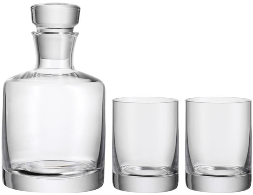 WMF - Zestaw do whisky: karafka z 2 szklankami