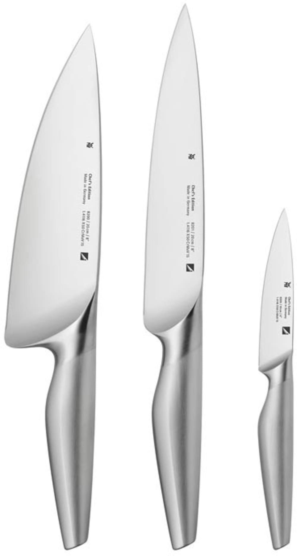 Zestaw 3 noży, Chef's Edition
