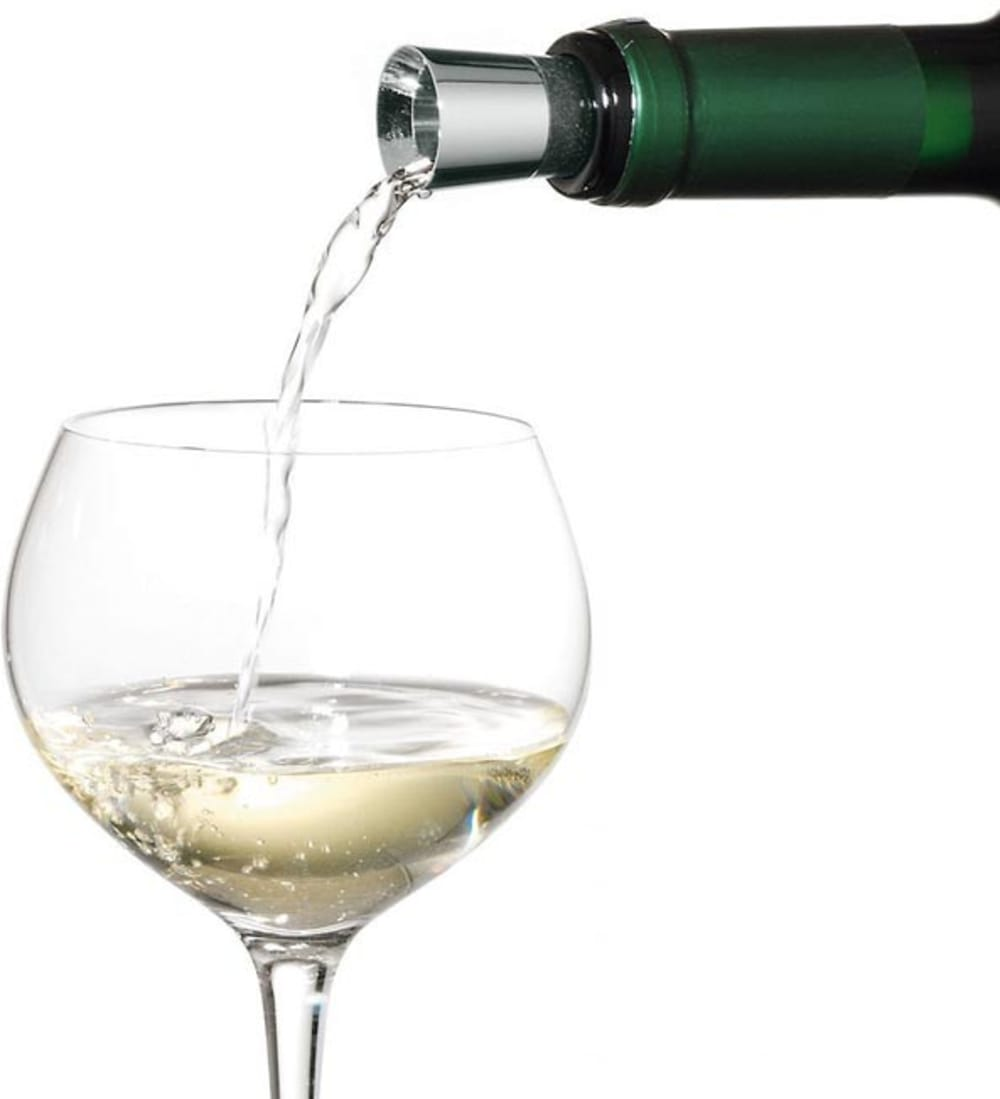 Nalewak do wina z korkiem, Vino