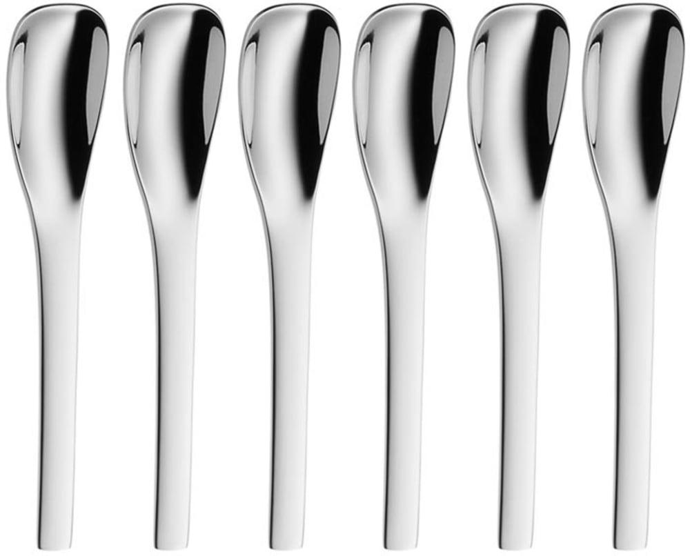 WMF - Zestaw 6 łyżek do espresso, Vela