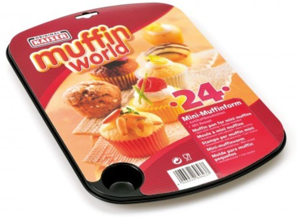 KAISER - Forma do mini muffinek 24 szt. CREATIV