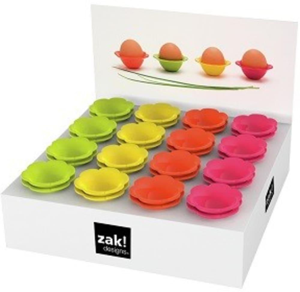 ZAK - Komplet 2-óch podstawek na jajka, FLOWER