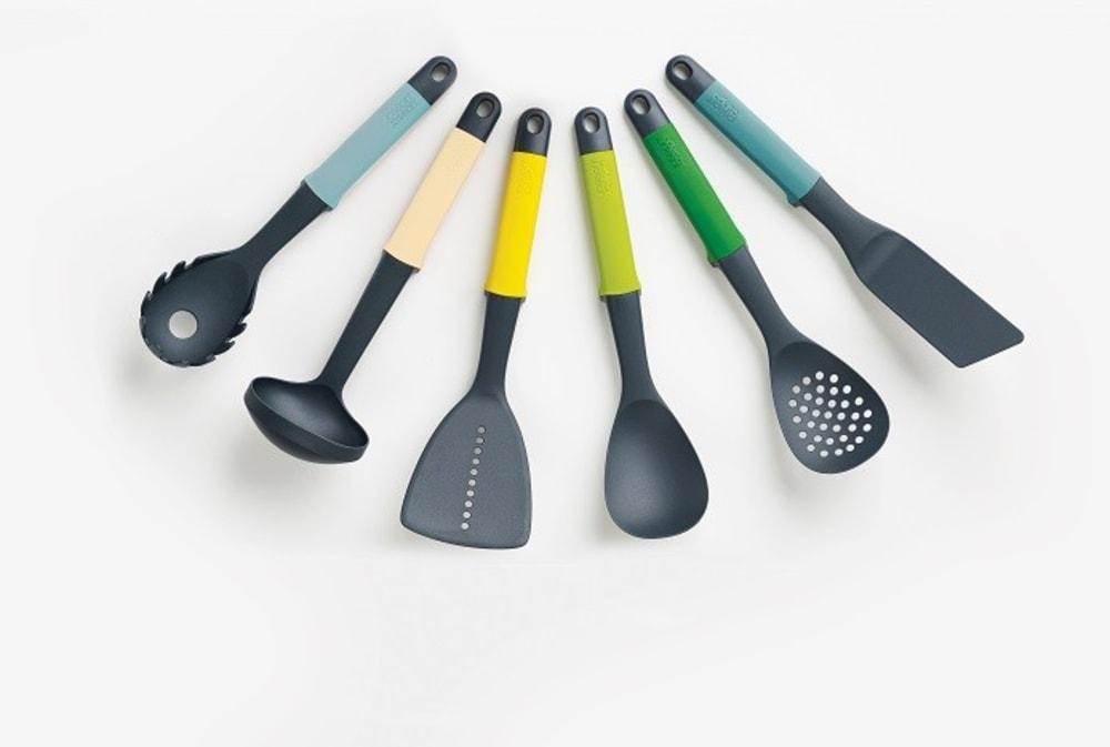 Zestaw 6 narzędzi kuchennych z karuzelą JOSEPH JOSEPH