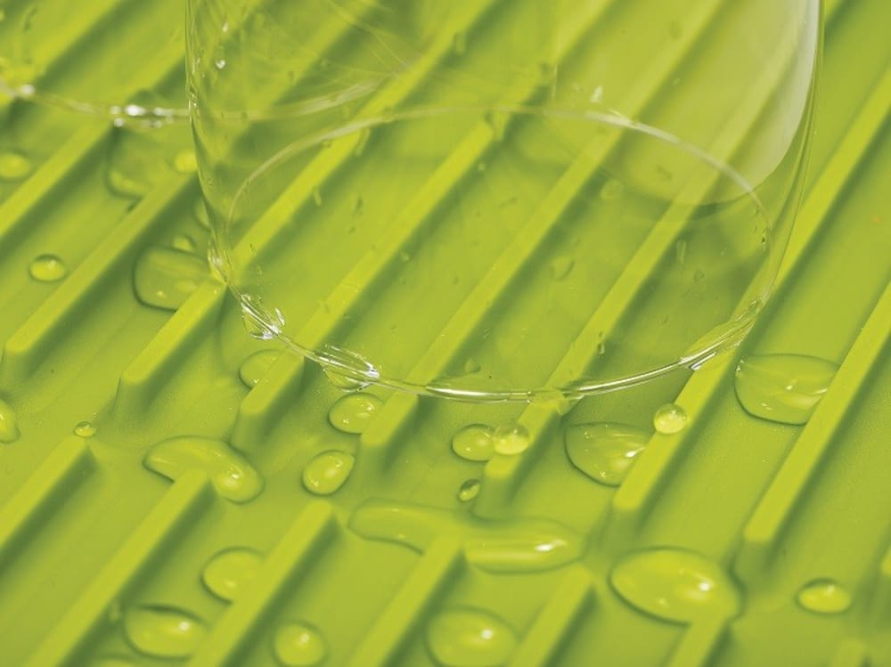 Ociekacz do naczyń zielony Flume JOSEPH JOSEPH