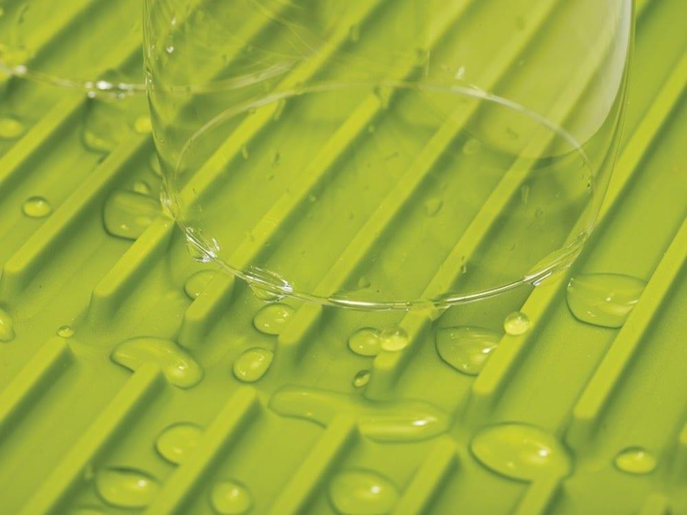 Ociekacz do naczyń zielony duży Flume JOSEPH JOSEPH