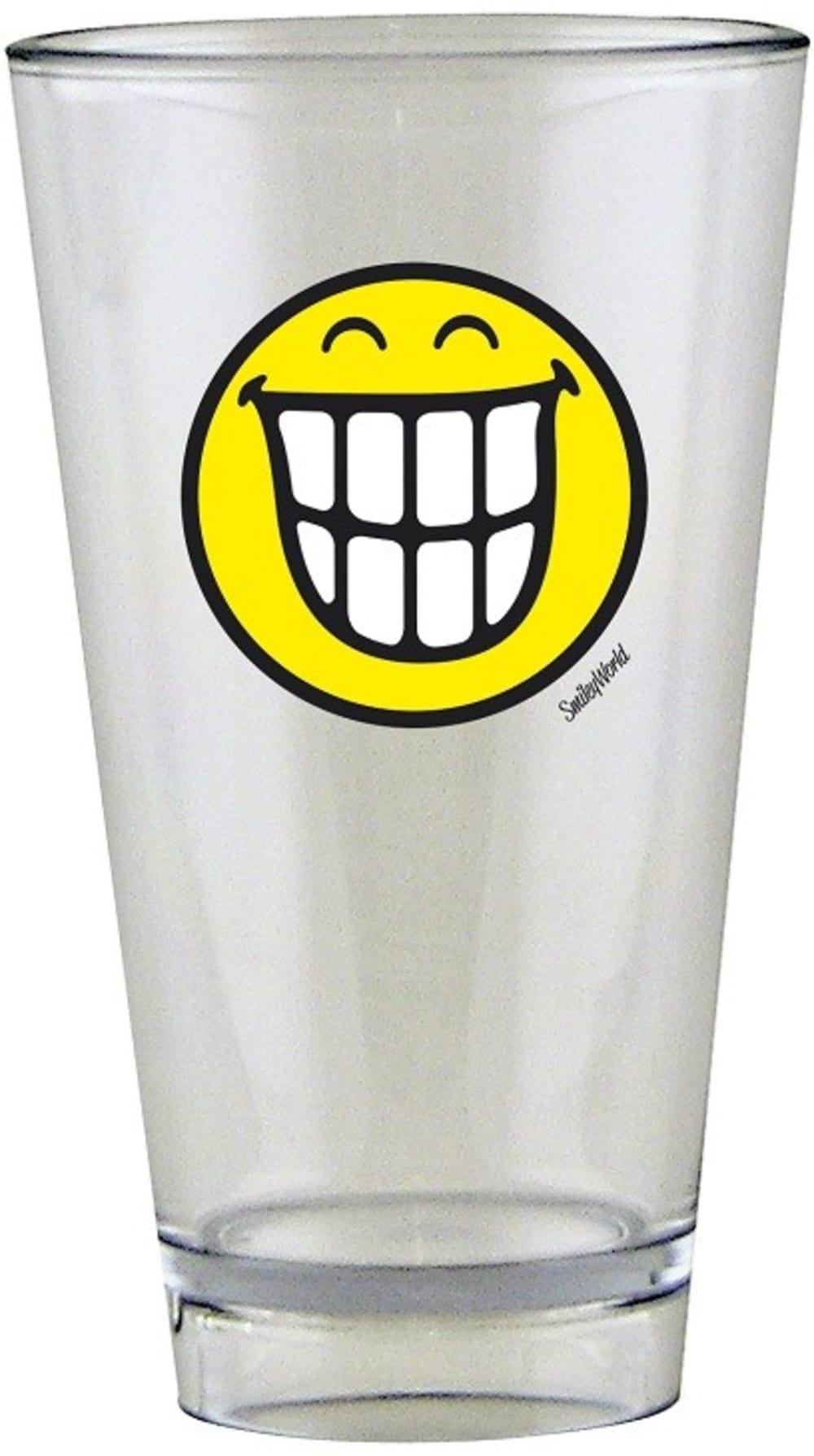 Zak! - Szklanka 300 ml, Teeth, Smiley