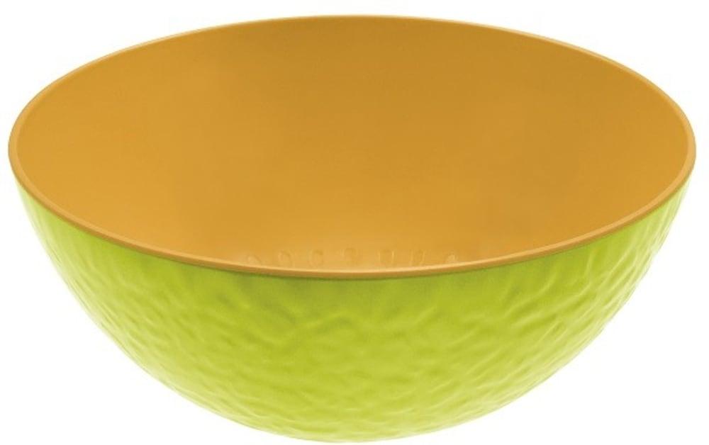 Zak! - Miska 20 cm Melon, zielono- pomarańczowa