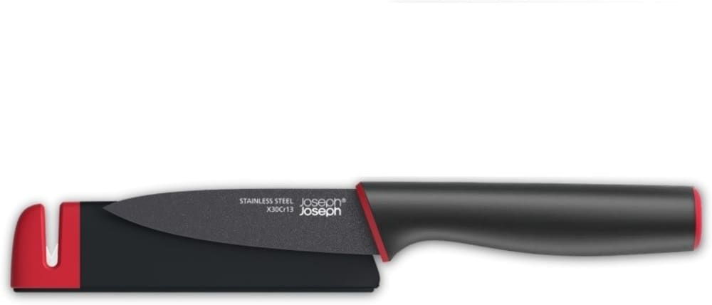 Nóż do porcjowania z ostrzałką Slice&Sharpen JOSEPH JOSEPH
