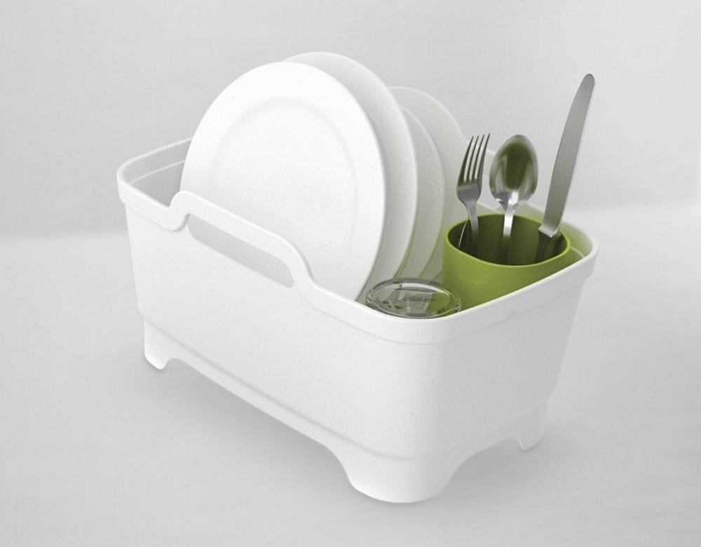 Zestaw kuchenny 3 elementy biało-zielony JOSEPH JOSEPH