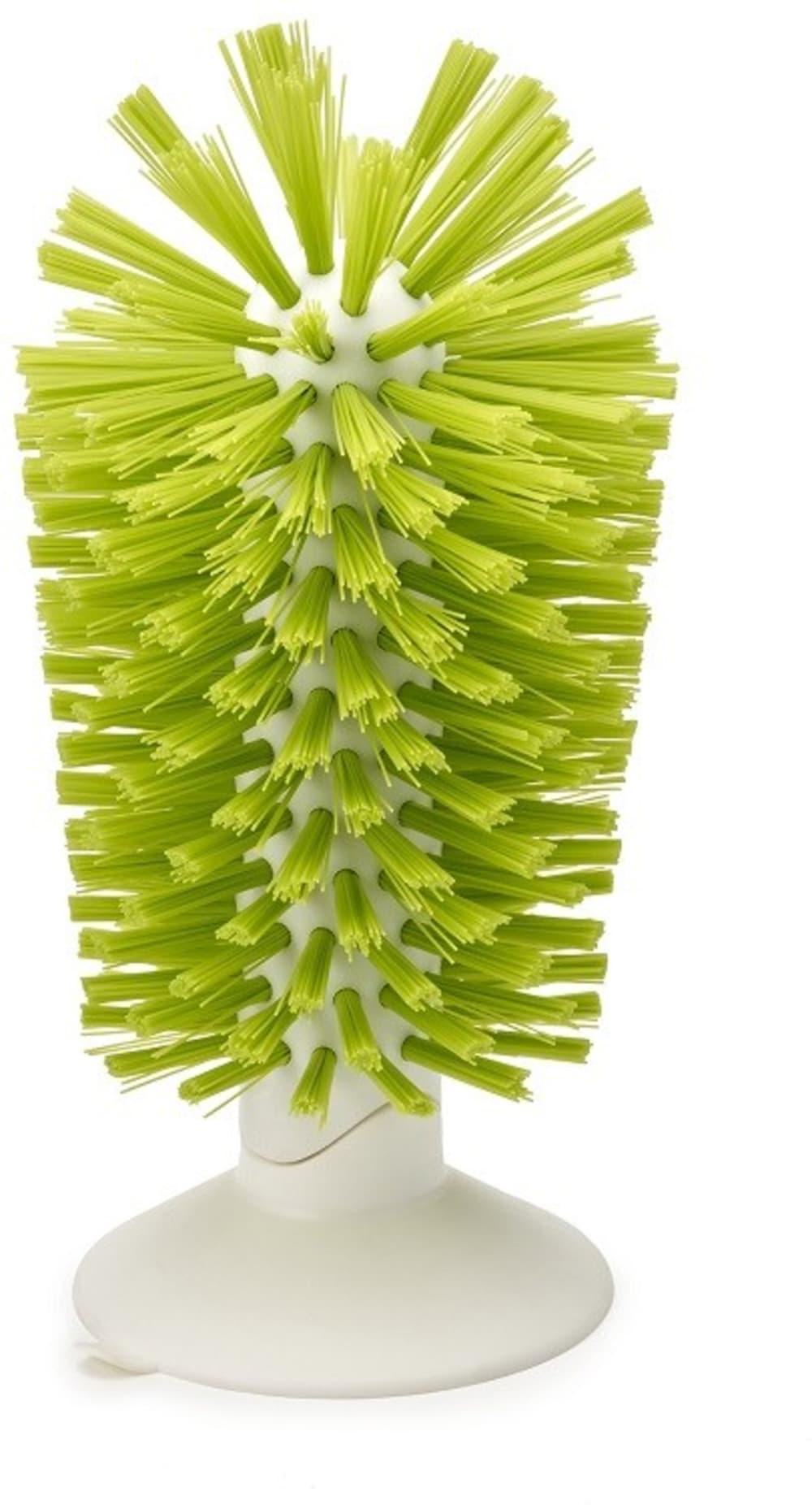 Szczotka z przyssawką Brush-up zielona Joseph Joseph