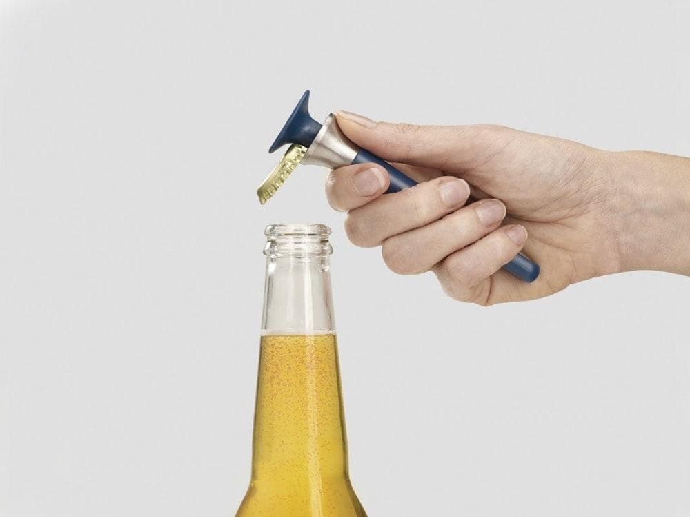 Magnetyczny otwieracz do butelek Barwise Joseph Joseph