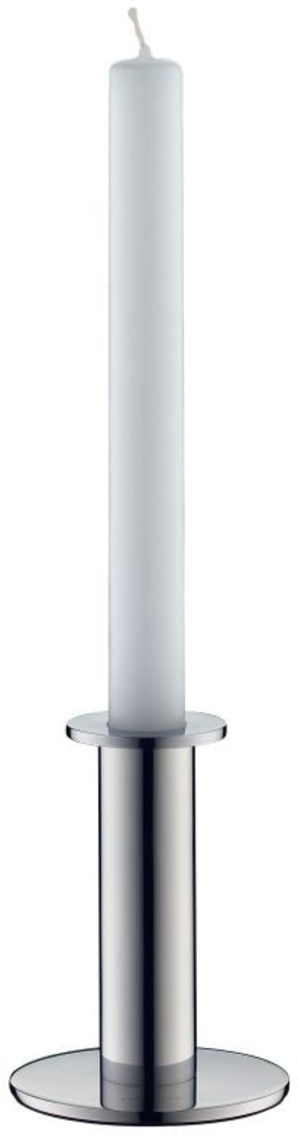 Auerhahn-TUBE świecznik,poł., świeca, H10,bez opak